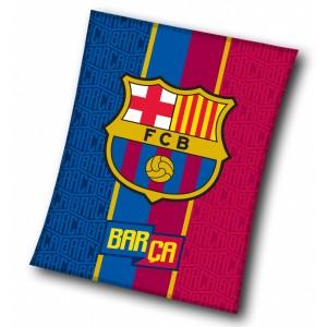 Kvalitní deka pro děti FC Barcelona