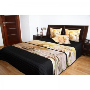 Přehoz na postel 3D 220x240