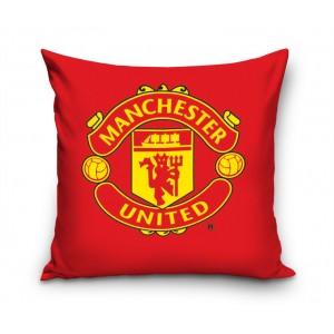 Povlak bavlněný na dětský polštářek v barvách Manchester United
