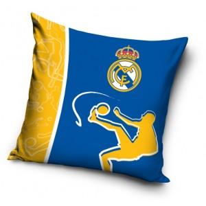 Povlaky na polštáře modré barvy s motivem fotbalového klubu