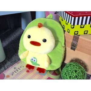 Zelený batoh pro děti na volný čas