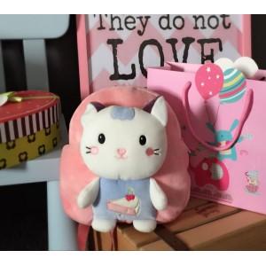 Růžové dětské batohy pro holčičky