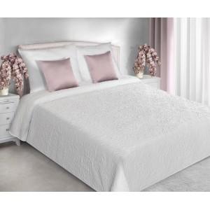 Elegantní krémový přehoz na postel Vintage