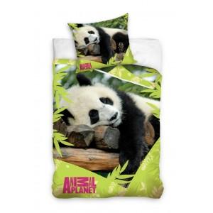 Ložní povlečení s motivem pandy