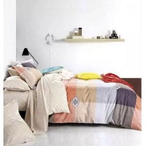Barevné oboustranné ložní prádlo