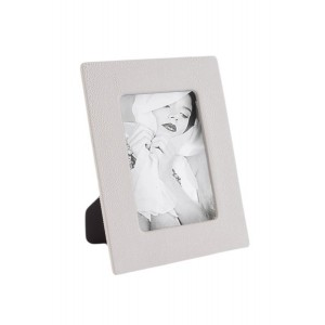 Ozdobné fotorámečky v krémové barvě