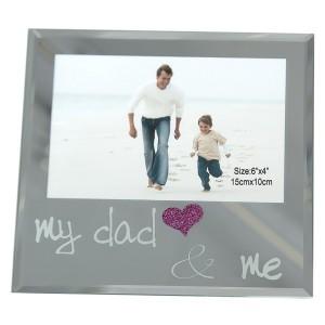 Dekorační fotorámeček pro otce