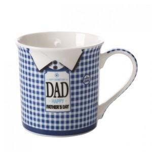 Modrý hrnek pro tátu