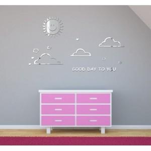 Originální dekorace do dětského pokoje