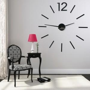 Velké nástěnné hodiny do obýváku