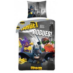 LEGO dětské bavlněné ložní povlečení