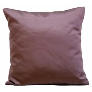 Ozdobné návleky na polštáře v levandulové barvě