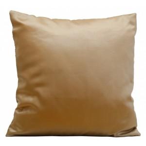 Kvalitní povlaky na polštáře v ořechové barvě