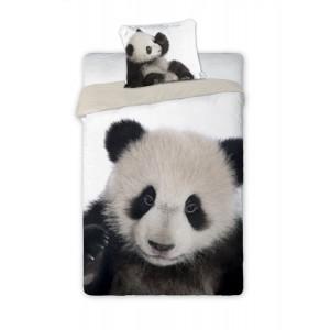 Kvalitní dětské ložní povlečení s motivem pandy
