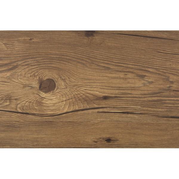 Hnědé prostírání na stůl s motivem dřeva