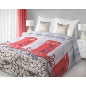 Moderní přehozy na postel Londýn