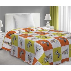 Kvalitní přikrývky na dětskou postel oboustranné