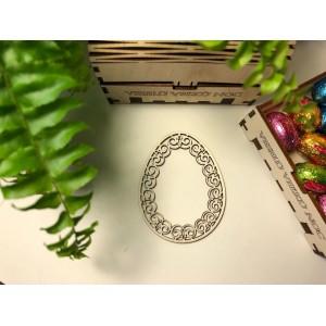 Velikonoční výzdoba s ornamentem