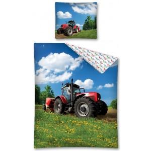 Dětské povlečení pro kluky s traktorem