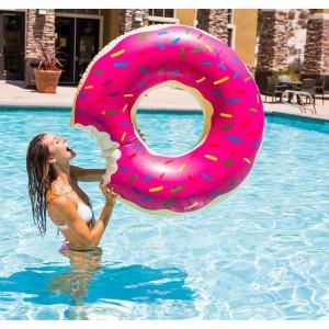 Nafukovačky k vodě donut
