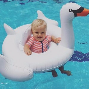 Nafukovačky do vody pro děti