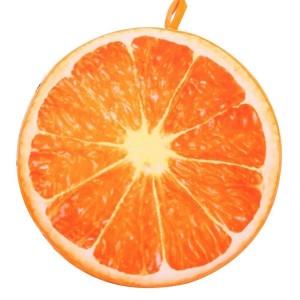 Dekorační polštáře pomeranč