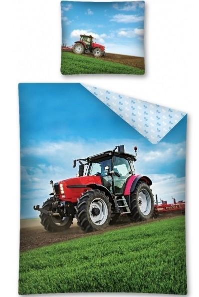 Povlečení s traktorem