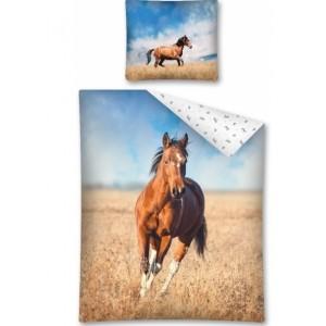 Povlečení s koněm