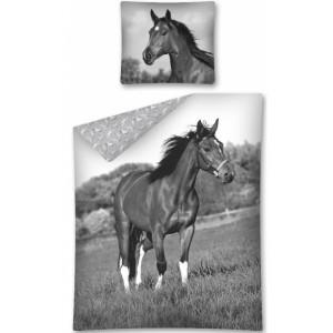 Ložní povlečení s koněm