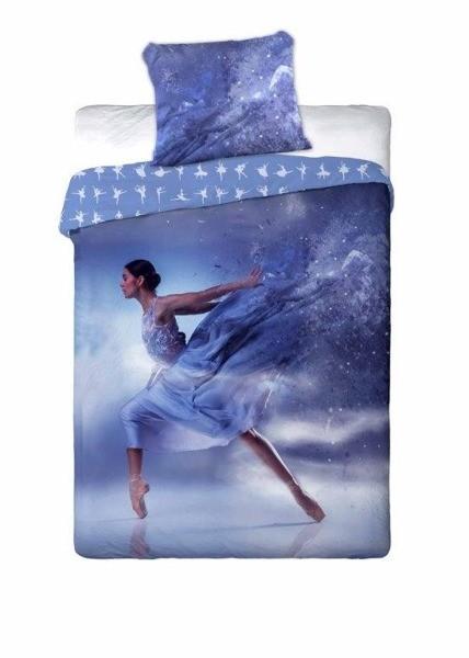 Povlečení pro dívky s motivem baletky