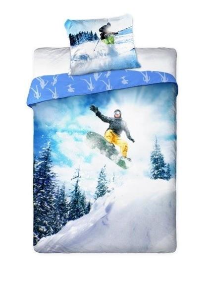 Povlečení pro kluky snowboard