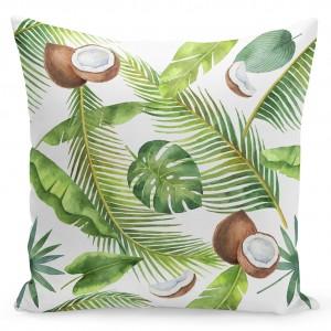 Povlaky na polštáře exotický vzor