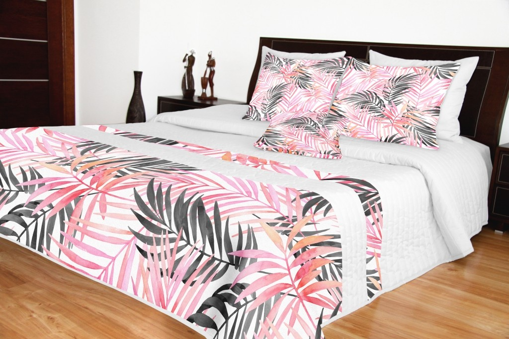 Přehoz přes postel elegantní