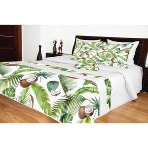 Plédy na postel s originálním motivem