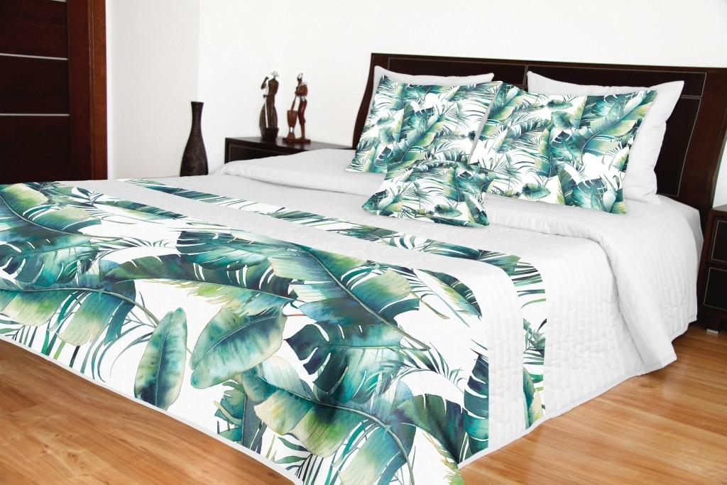 Prošívaný přehoz na postel