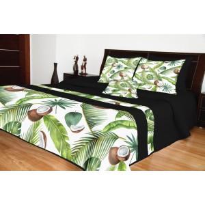Dětský přehoz na postel s kokosem