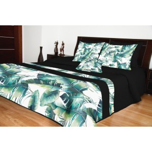 Potah na postel s 3D vzorem