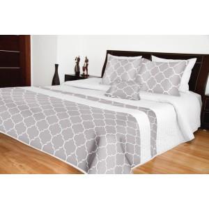 Luxusní přehozy na postel s moderním vzorem