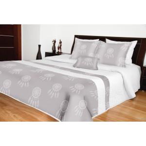 Prošívaný přehoz na postel s lapačem snů