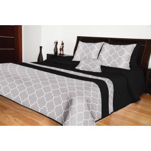 Přehoz na postel s luxusním designem