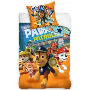 Paw patrol dětský ložní povlak