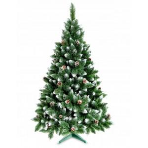 Umělý vánoční stromek vysoký 180cm