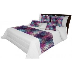 Prošívané přehozy na postel s 3d potiskem