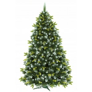 Hustý vánoční stromeček borovice vysoký 180 cm