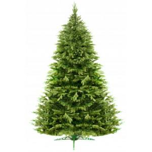 Umělý vánoční stromeček smrk 220cm vysoký