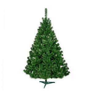 Tradiční umělý vánoční stromek smrk