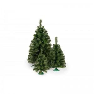 Malý umělý vánoční stromek na stůl