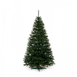 Vánoční stromek jedle se střední délkou jehličí