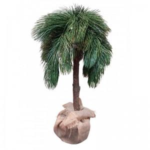 Umělá palma jako dekorace do bytu nebo domu