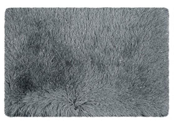 Koupelnová předložka tmavě šedé barvy